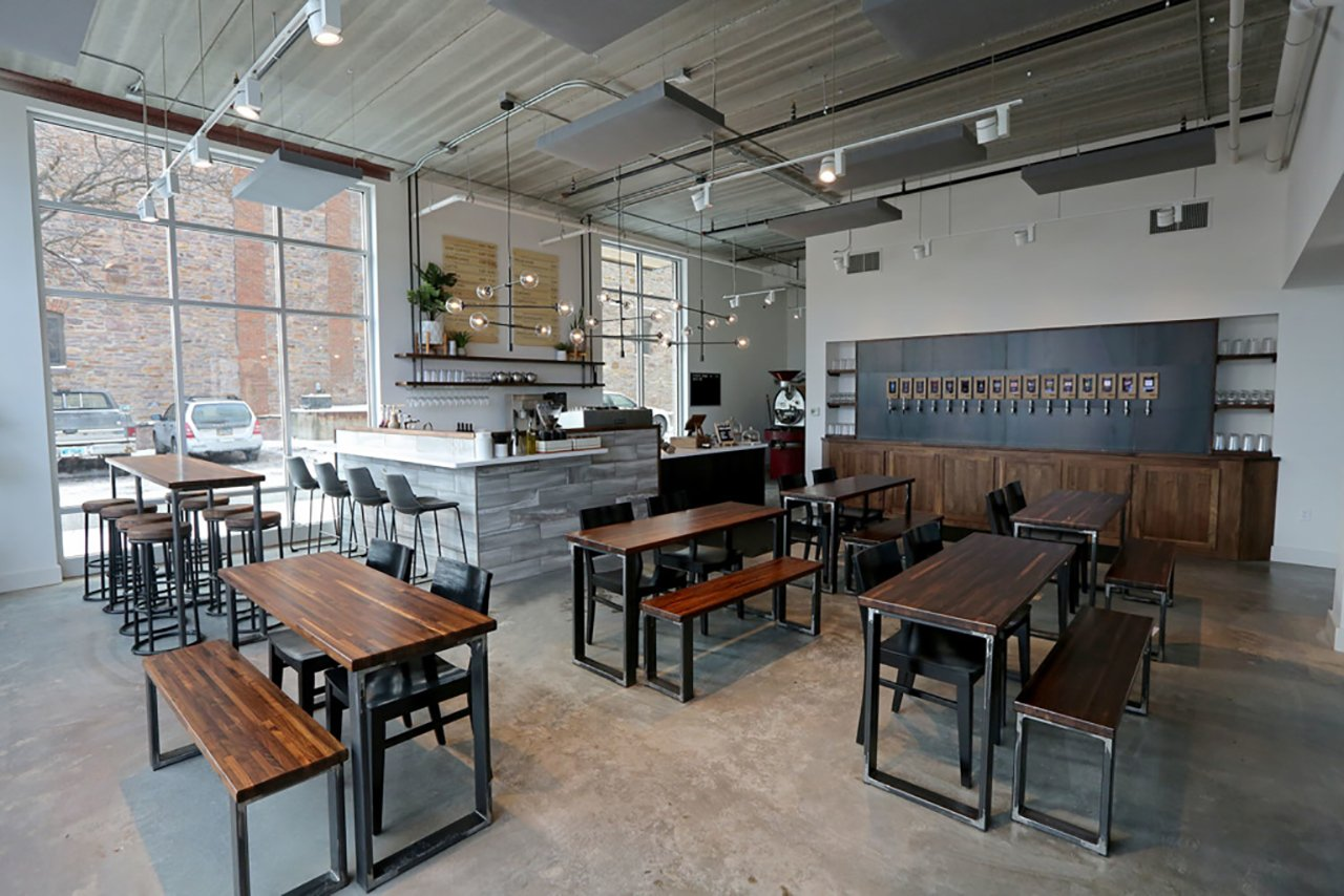 TheSource coffee roastery ipourit